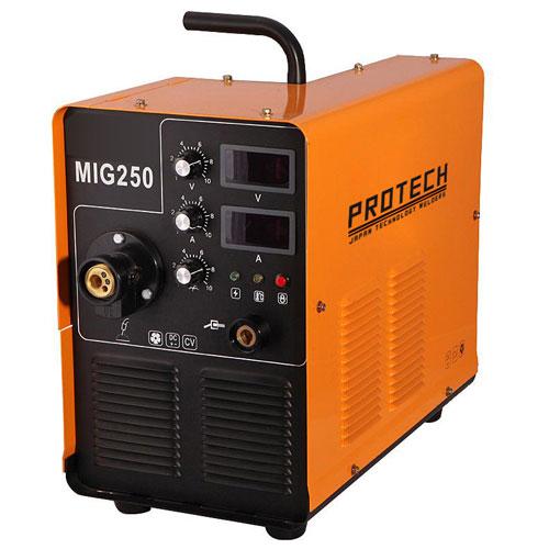 Máy hàn mig 250 - điện áp 220v